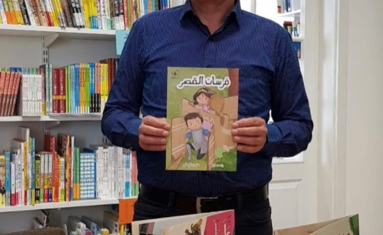 قصص كادي ورمادي في مكتبة ميونخ الدولية لليافعين